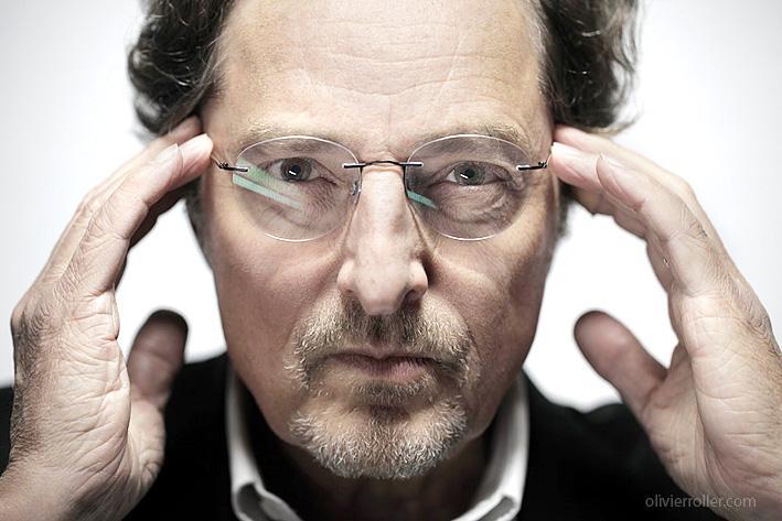 <b>Brice COUTURIER</b> journaliste et producteur F.Culture Paris - 2012/09/25 - Couturier-Brice1
